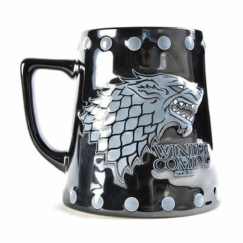 Caneca  Game Of Thrones - Stark & Stud