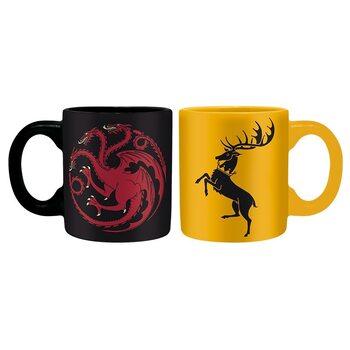 Caneca Game Of Thrones - Targaryen & Baratheon