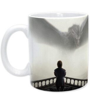 Caneca Game Of Thrones - Tyrion & Dragon