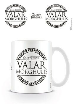 Caneca Game of Thrones - Valar Morghulis