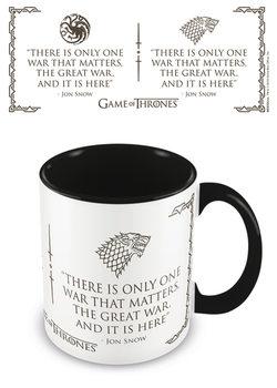 Caneca Game Of Thrones - War