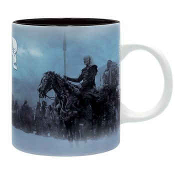 Caneca Game Of Thrones - White Walkers