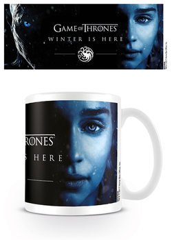 Caneca  Game of Thrones: Winter Is Here - Daenereys