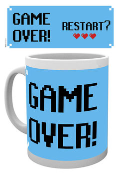 Caneca Gaming - Game Over