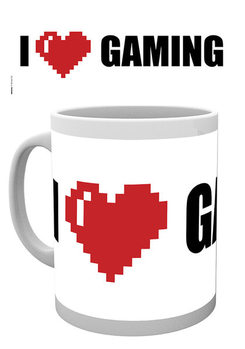 Caneca Gaming - Love Gaming