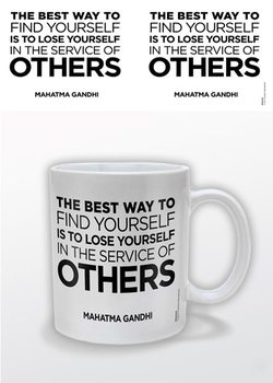 Caneca Gandhi – Service of Others