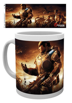 Caneca  Gears Of War 4 - Keyart 2