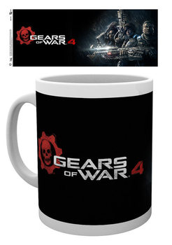 Caneca Gears Of War 4 - Landscape