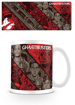 Caneca Ghostbusters - Illustrative Strips