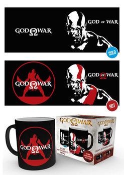 Caneca  God of War - Kratos