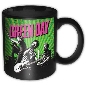 Caneca  Green Day - Tour
