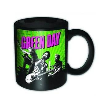 Caneca  Green Day – Tour Mini