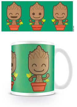 Caneca Guardians Of The Galaxy - Baby Groot