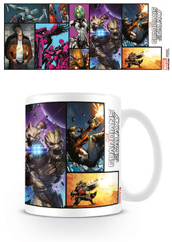 Caneca Guardians Of The Galaxy - Comic