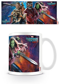 Caneca Guardians Of The Galaxy Vol. 2 - Action