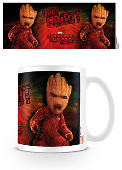 Caneca  Guardians Of The Galaxy Vol. 2 - Angry Groot
