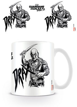 Caneca Guardians Of The Galaxy Vol. 2 - Drax