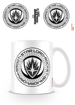 Caneca Guardians Of The Galaxy Vol. 2 - Groot Shield