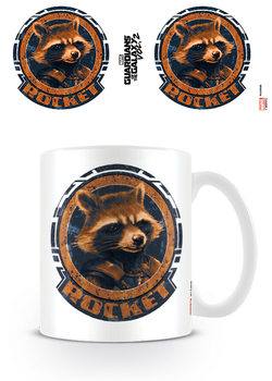 Caneca  Guardians Of The Galaxy Vol. 2 - Rocket