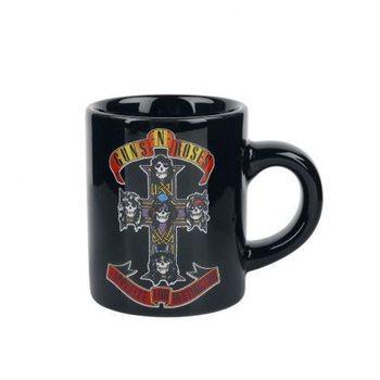 Caneca Guns N Roses - Appetite for Destruction Black