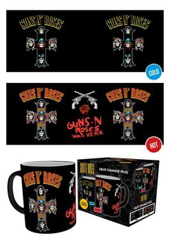 Caneca  Guns n Roses - Cross (Bravado)