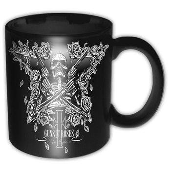 Caneca  Guns N Roses - Skeleton