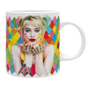 Caneca Harley Quinn - Birds of Prey