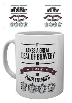 Caneca Harry Potter - Bravery