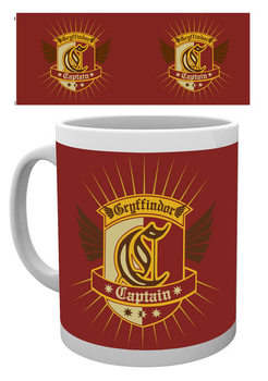 Caneca  Harry Potter - Captain