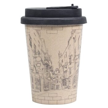 Caneca Eco Harry Potter - Diagon Alley