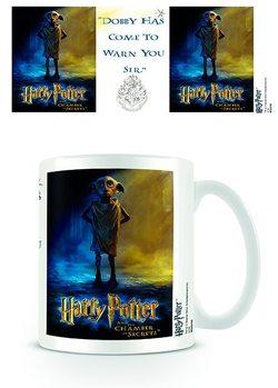 Caneca  Harry Potter - Dobby warning