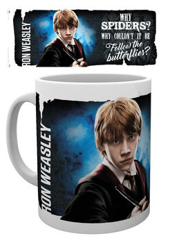 Caneca  Harry Potter - Dynamic Ron