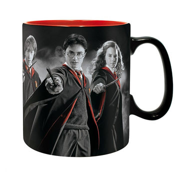Caneca Harry Potter - Harry, Ron, Hermione
