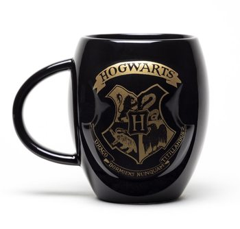 Caneca  Harry Potter - Hogwarts Gold