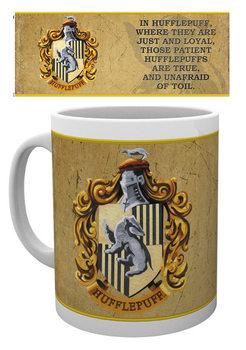 Caneca Harry Potter - Hufflepuff Characteristics