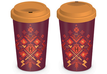 Caneca  Harry Potter - Jumper