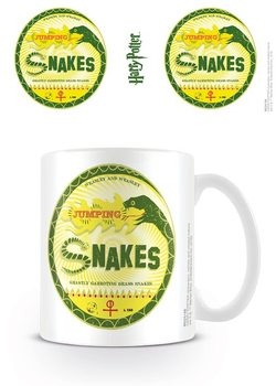 Caneca Harry Potter - Jumping Snakes