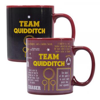 Caneca Harry Potter - Quidditch