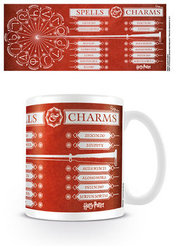 Caneca Harry Potter - Spells & Charms