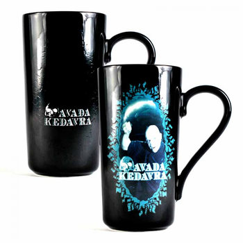 Caneca  Harry Potter - Voldemort
