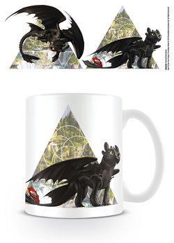 Caneca  How To Train Your Dragon 3 - Toothless
