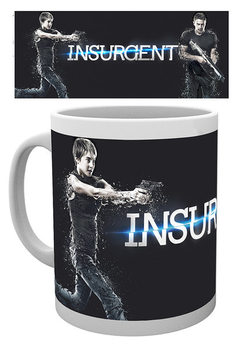 Caneca Insurgent - Characters