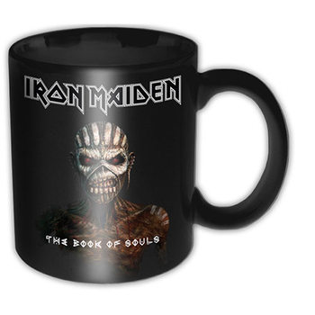 Caneca Iron Maiden - Book of Souls