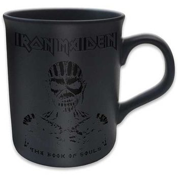 Caneca  Iron Maiden - Book Of Souls Matt Black