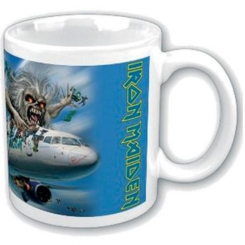 Caneca Iron Maiden Flight - 666