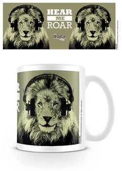 Caneca  It's A WildLife - Spencer Hear Me Roar