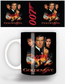 Caneca  James Bond - goldeneye