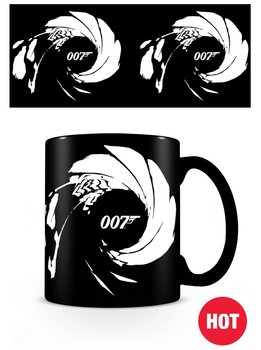 Caneca James Bond - Gunbarrel