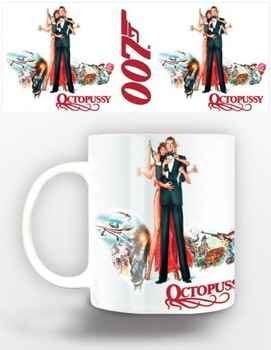 Caneca  James Bond - octopussy
