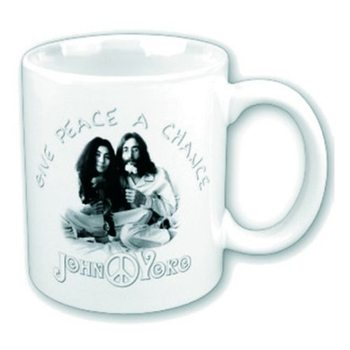 Caneca  John Lennon – Give Peace A Chance